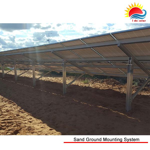 CDS solar best price sun tracking solar panel mount system