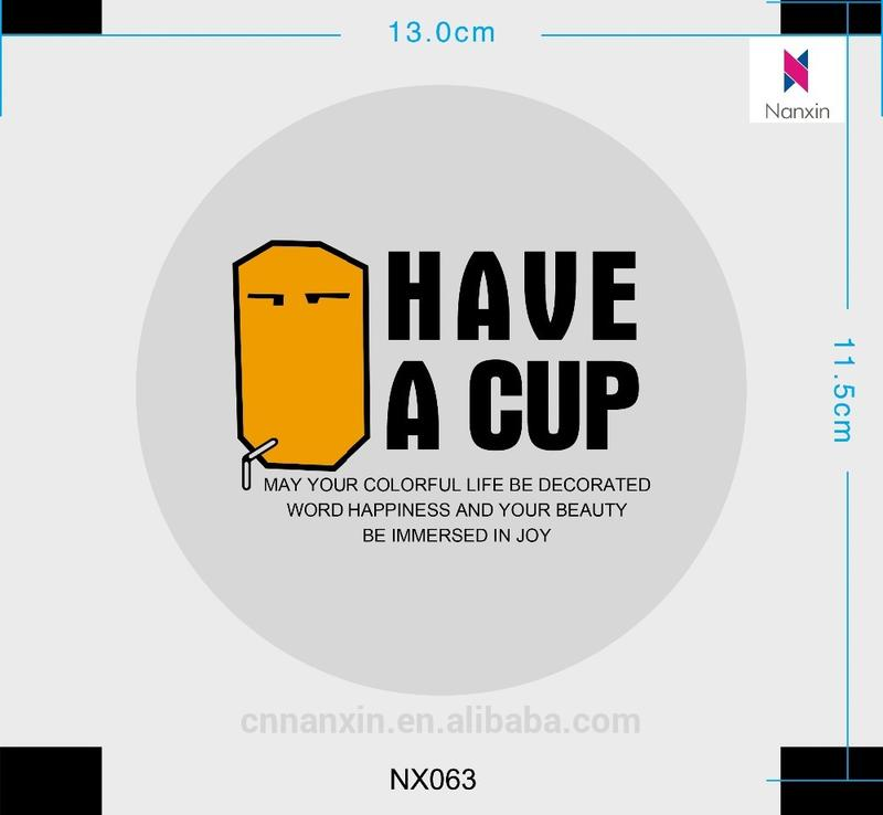 papular roll film of fashion design/ cover film for plastic cups