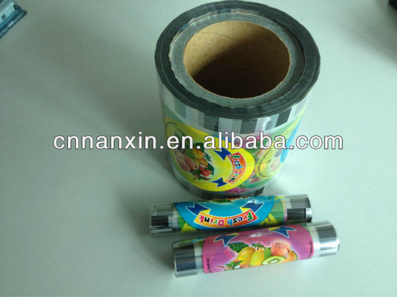 food packaging plastic cup sealing film