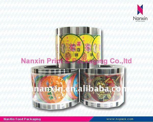 bubble tea automatic cup sealing film