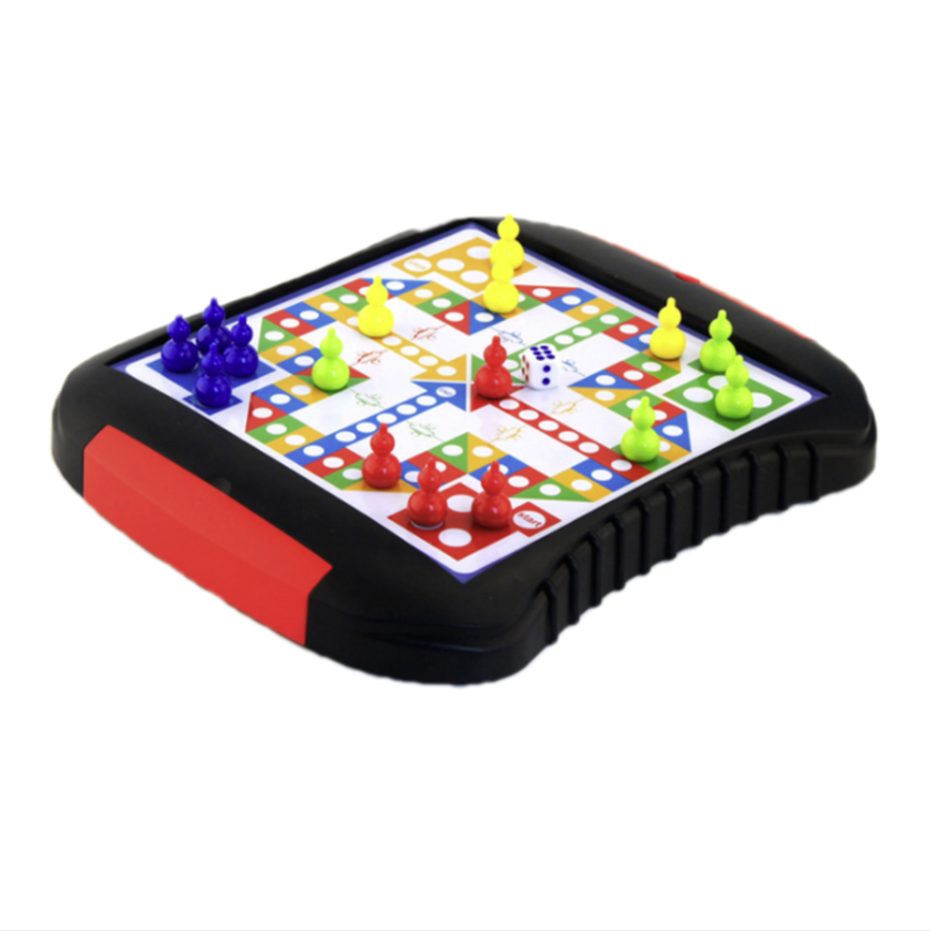 Minute To Win It 7 WAConders Duel Carrom Wooden Customized Card Gambling Penguin Miniatures Board Games