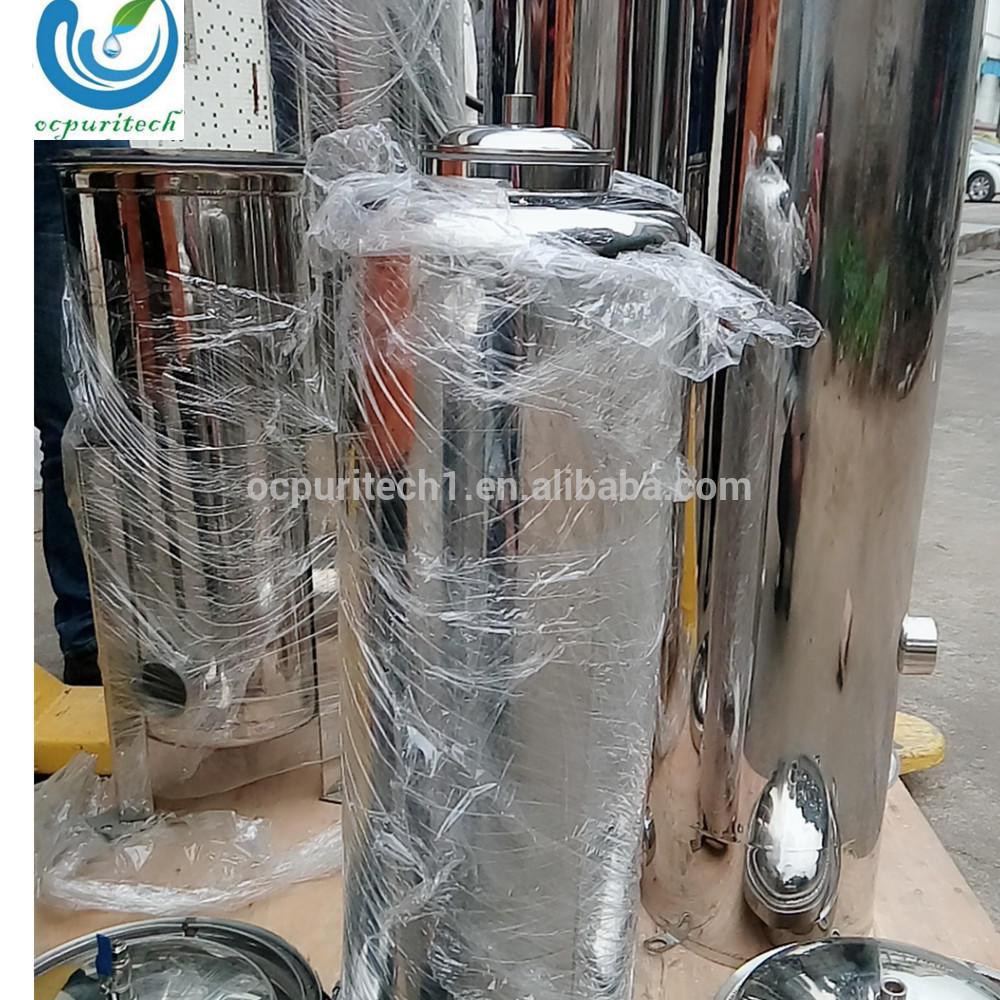 Stainless Steel Bag filter housing Bag filter housing