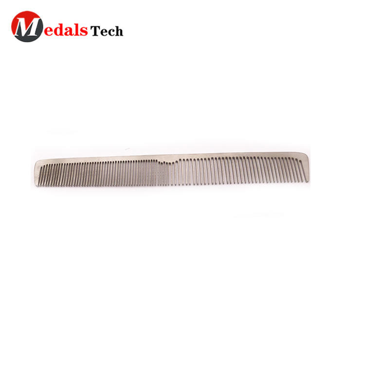 High quality stainless steelhair cuttingcomb longhandle