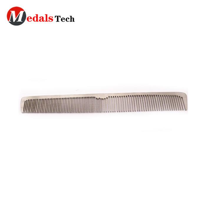 High quality stainless steelhair cuttingcomb longhandle