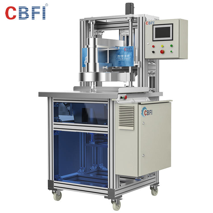 clear/transparent ice ball making machine