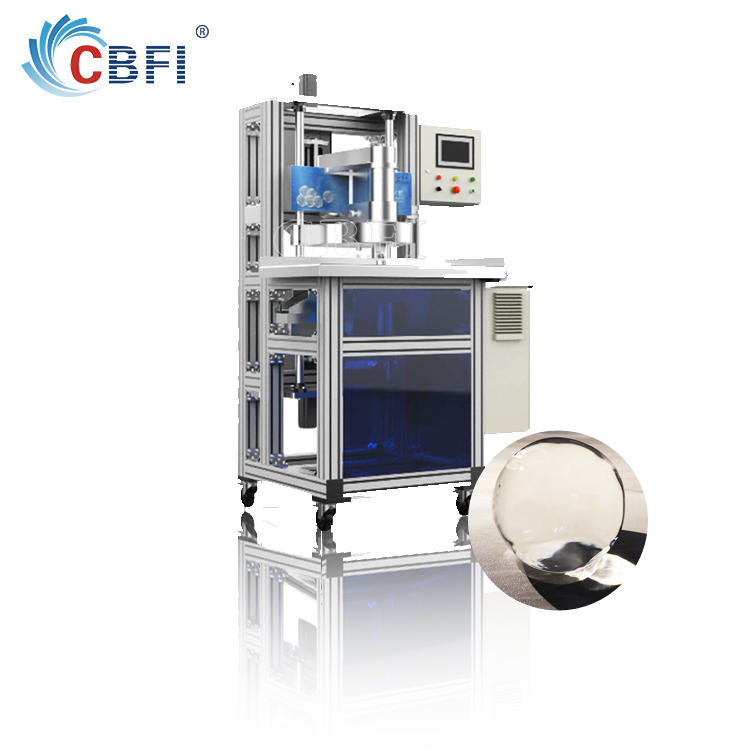 high production capacity ice sphere maker