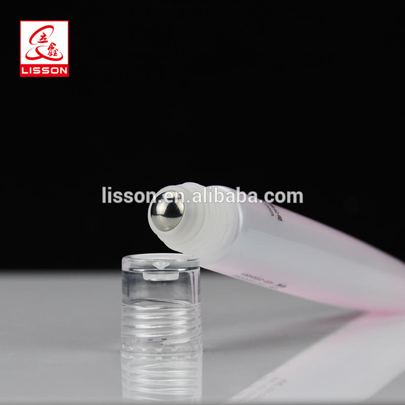 New Type Roller Massage Cosmetic Tubes Plastic Packing Tubes For Eye Cream And Lipstick Tube