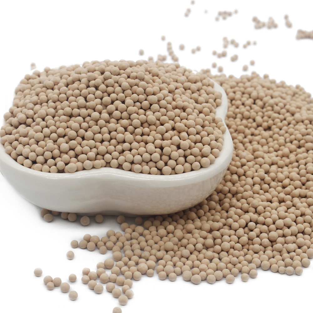Ethanol Drying Zeolite Molecular Sieve 3a Water Adsorbent