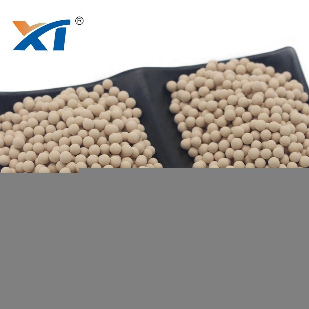 XINTAO Zeolite 13X Molecular Sieve Natural Gas Dehydration