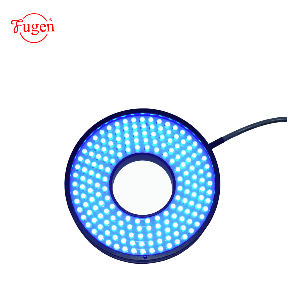 Machine vision led ring light inspection light work lamp for industrial inspection