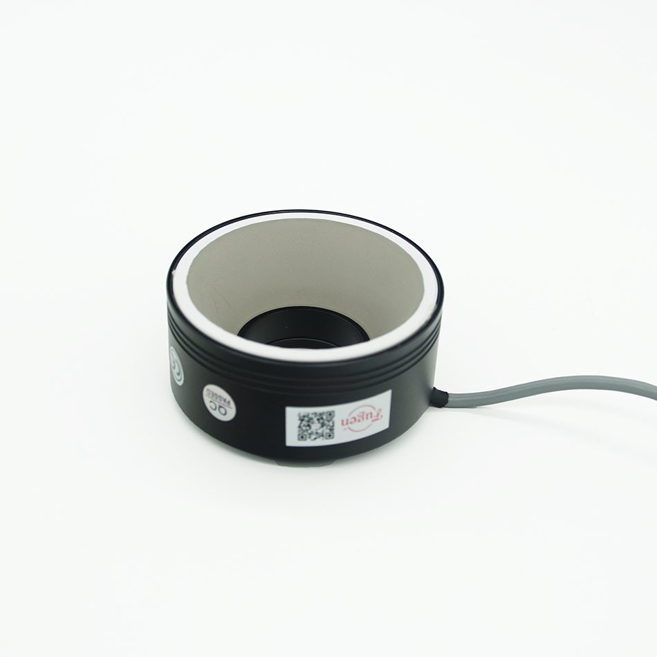 2019 FG-DR Series Industrial Inspection Emitting Two-way High Angle no Shadow LED Ring Lights Machine Vision Lighting in Shangha