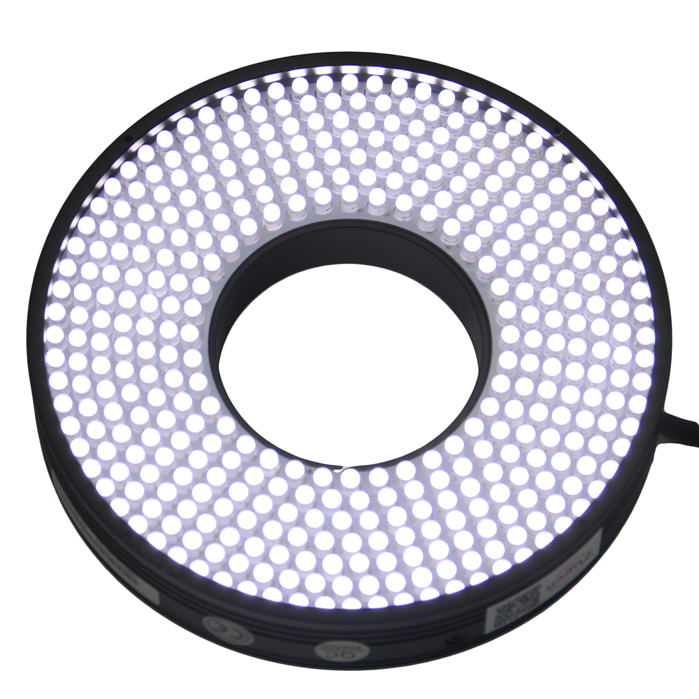 FG LED Machine Work Light High Quality Vision LED Ring Lighting Source for Industrial Camera