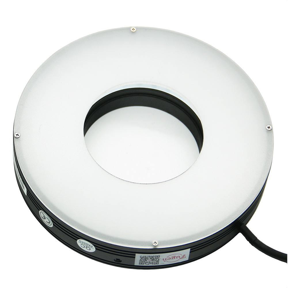 FG Low Angle Machine Vision Lighting LED Ring Light for Industrial Inspection