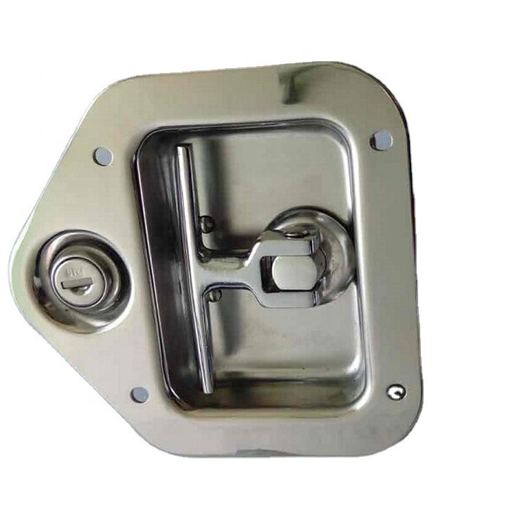 high qualitysteel truck paddle lock handle latch for tool box