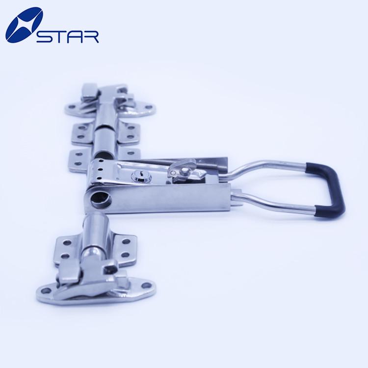 Door locking gear Van Truck body bar lock