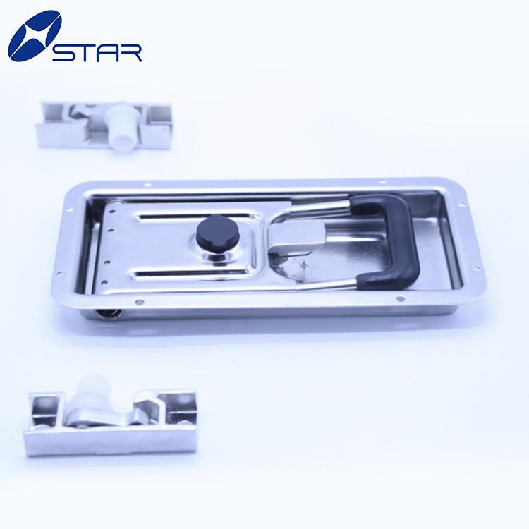 Truck Van Body Truck Body Parts door lock with handle