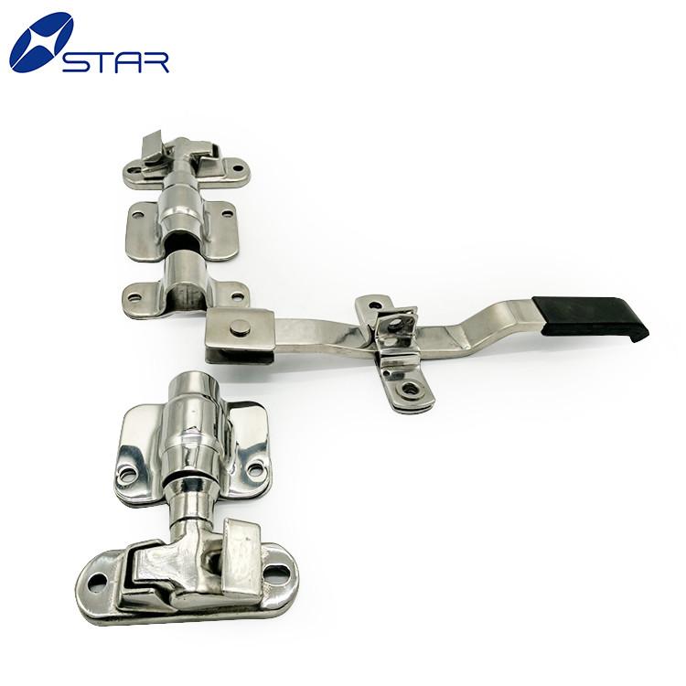 stainless steel van door locking gear for truck and trailer-011150