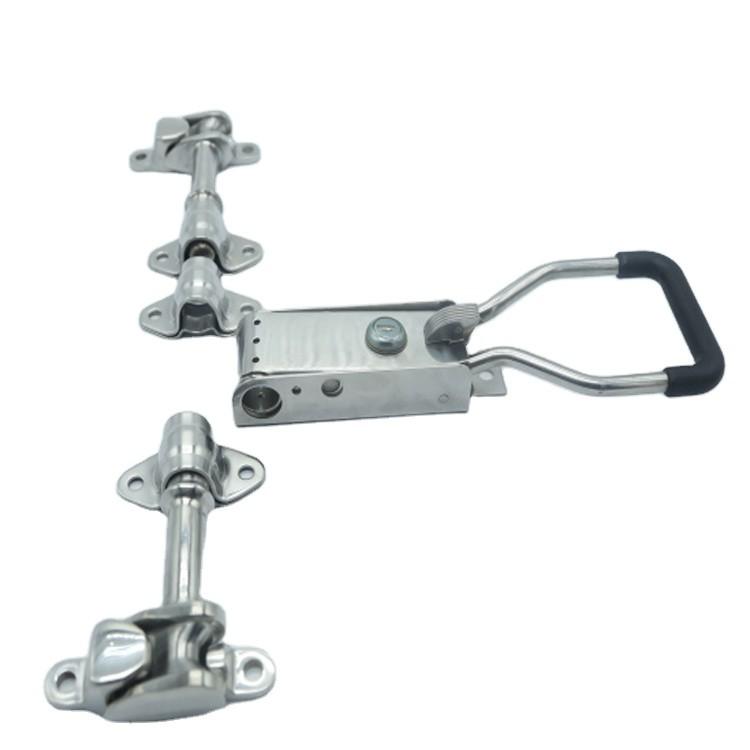 high quality stainless steeltruck rear door lock truck door locking