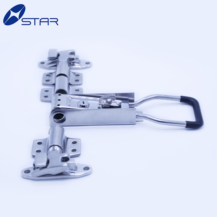 High Quality Stainless Steel Truck Rear Door Lock