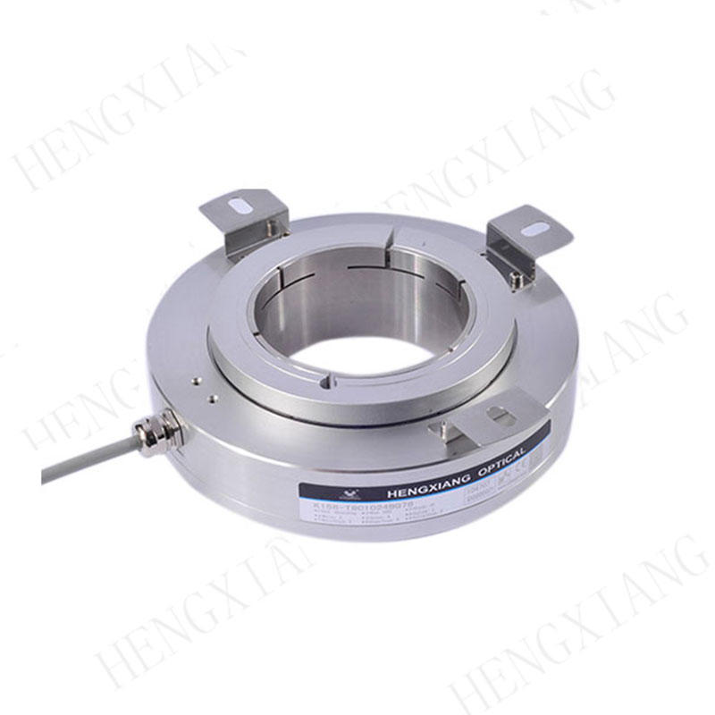 K158through-shafts 70-82mm diameter holeincremental encoder inductive devices for precision angle measurement