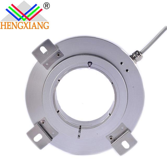 K158 large hole and shaft 70mm 75mm 78mm 80mm 82mm 1024 pulse ttl output 5v rotary incremental pulse encoder