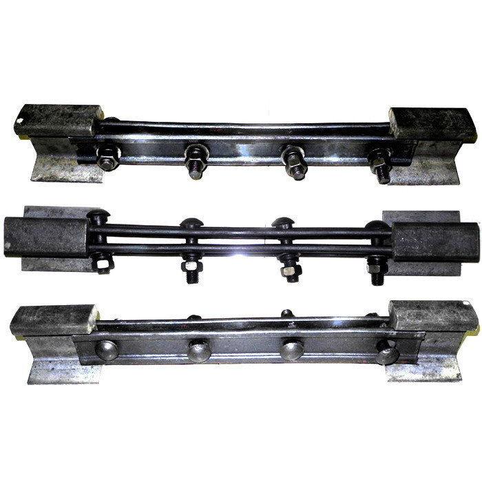 Joint bar for 12 kg rail