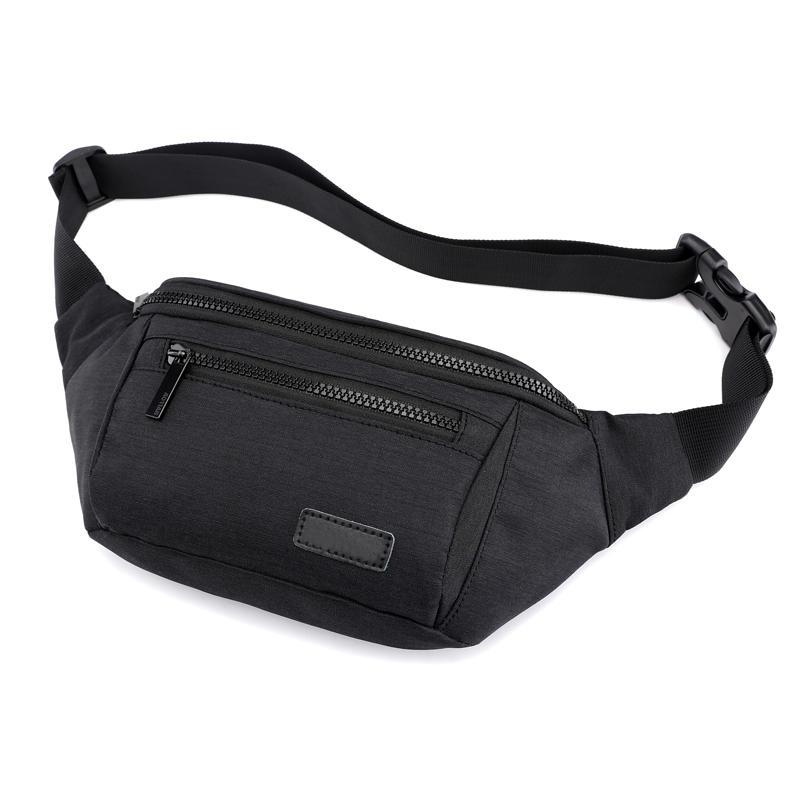 Fanny Packs Waist Bag with Adjustable Strap for Traveling Running and Gym bag