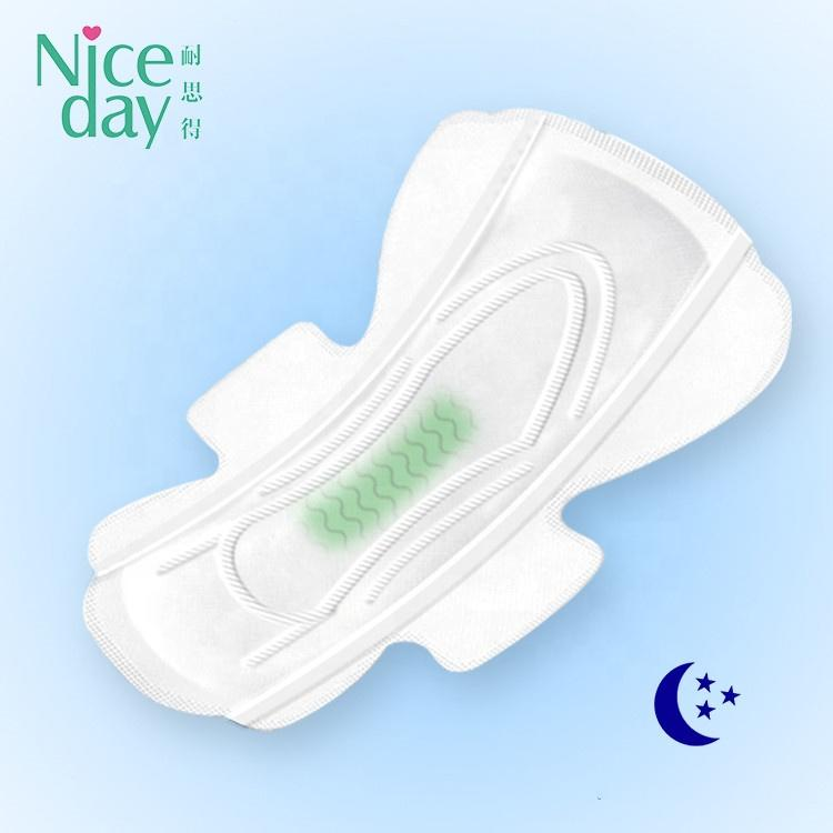 Cheap price small order anion sanitary napkins with wings good quality sanitary towel in factory price