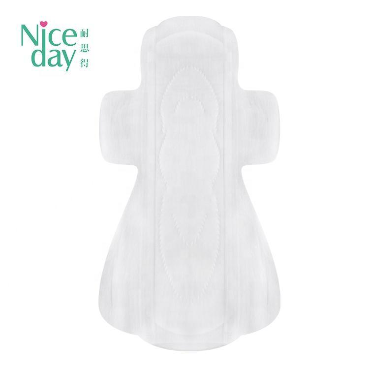 Customized logo disposable ultra-thin sanitary napkin manufacturing