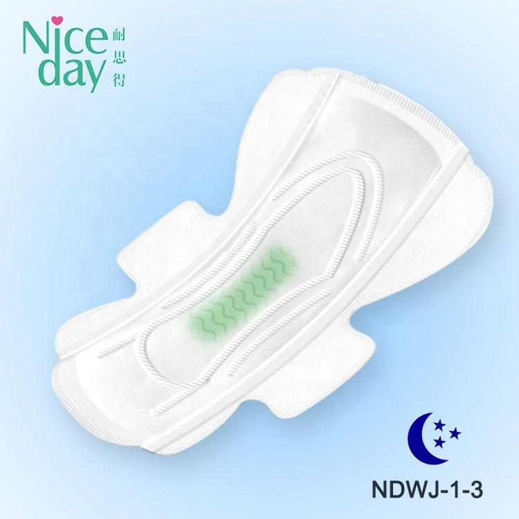 Super high repurchase rate anion sanitary napkin pads