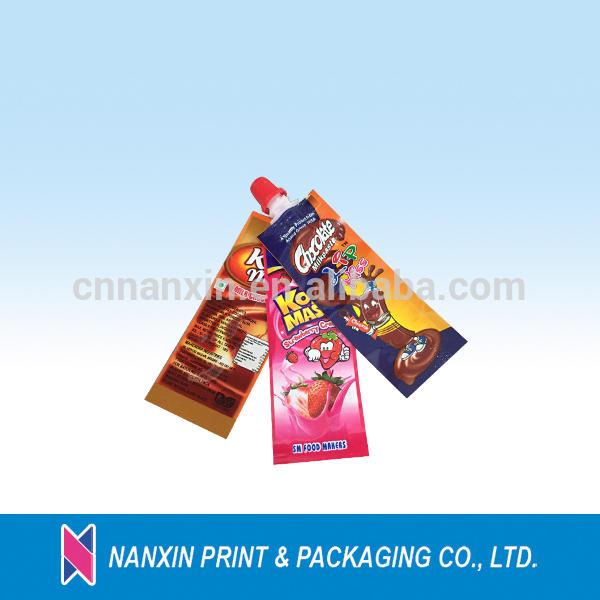 children snack food chocolate packaging bag