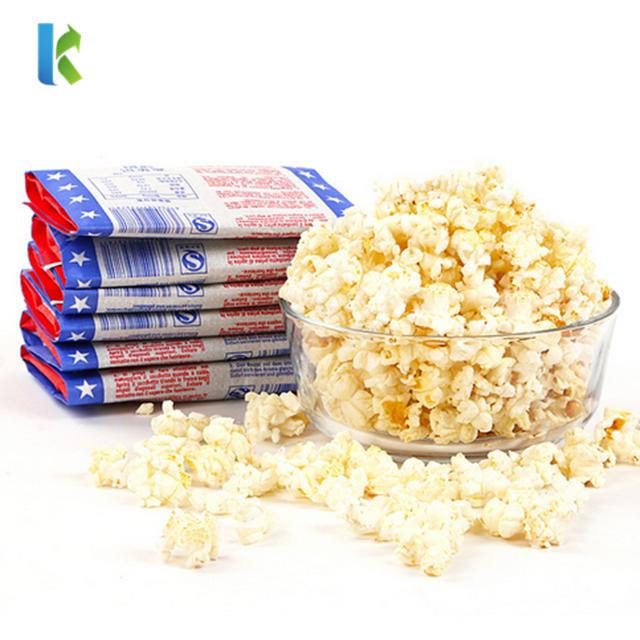 Popcorn Packaging Bags/Paper Bags for Microwave Popcorn/Microwave Popcorn Bags