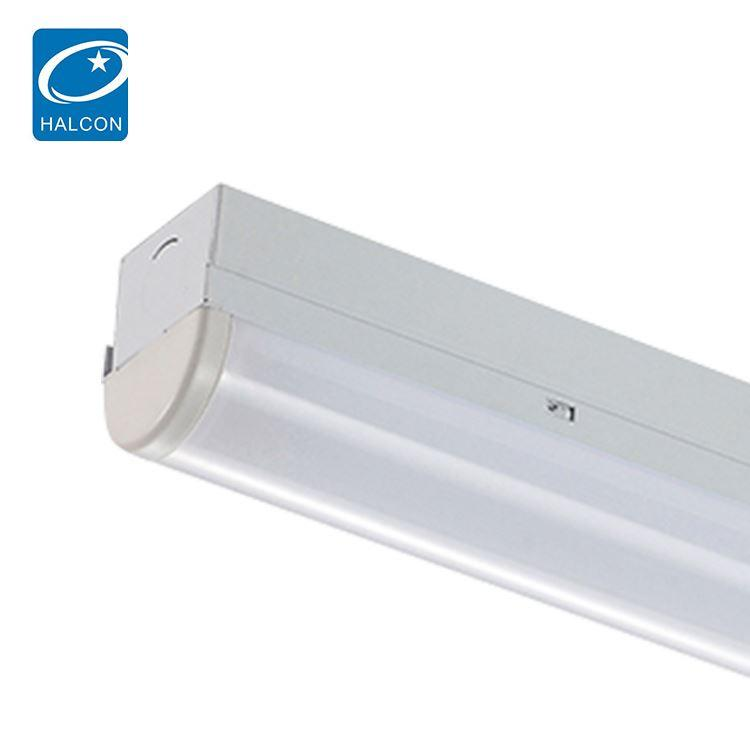 Energy conservation pc material 13 20 30 40 45 50 60 w linear led ceiling lamp