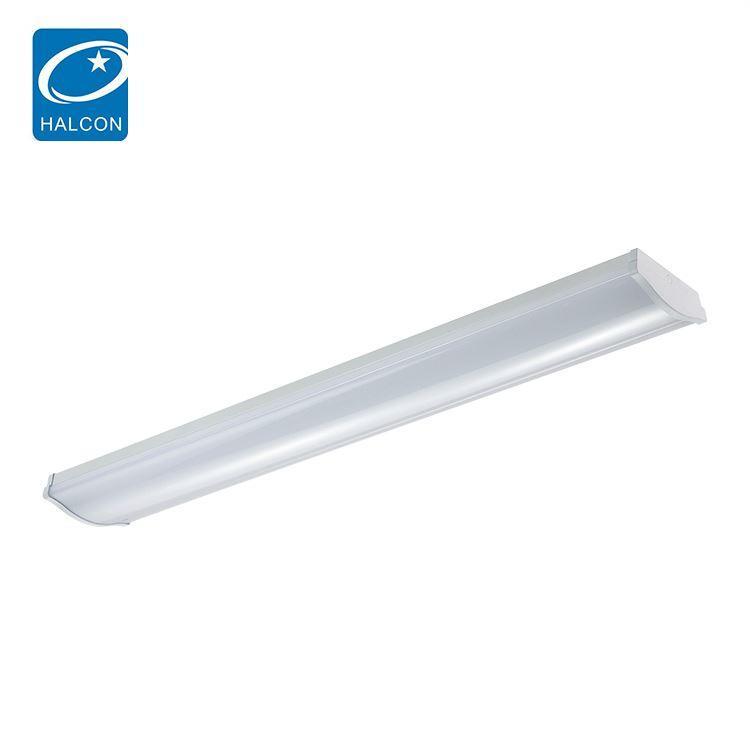 Hot sale hanging 2ft 4ft 5ft 6ft 20w 30w 40w 60w 80w linear led batten strip light