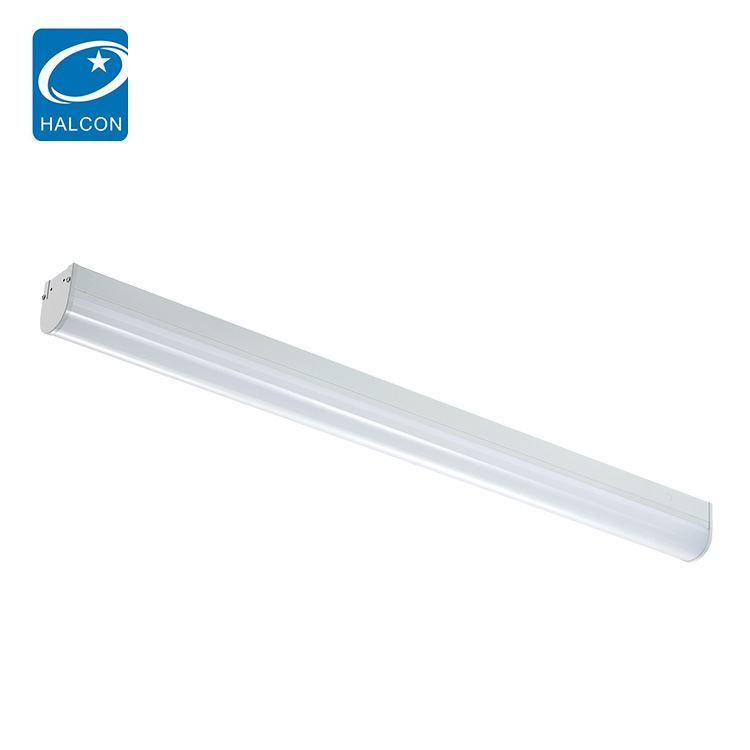 Good quality saa approved 8ft 18 24 36 42 68 watt linear led batten strip lamp
