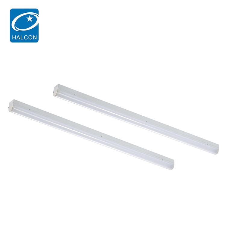Spended wall surface mounted small narrow 13w 22w 30w 40w 45w 50w 60w slim linear led batten light