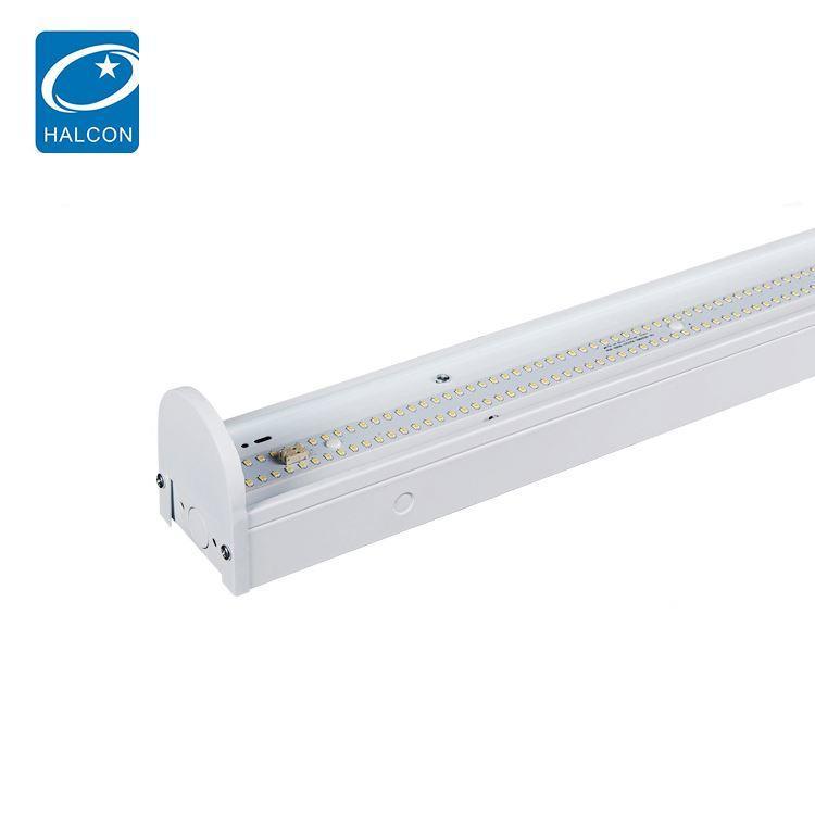 Halcon CE ETL approved 8ft 18 24 36 42 68 w linear led strip batten light