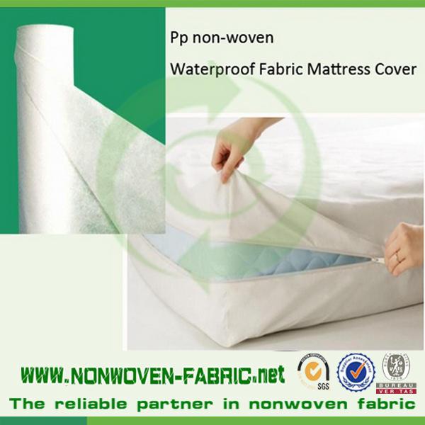 Spun bond non woven fireproofing materials medical pillow hospital pillow cover/pillow case