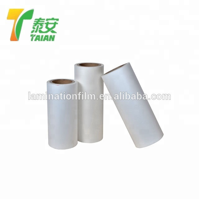 Thermal Roll Laminator One Side, Mylar film for laminated on paper