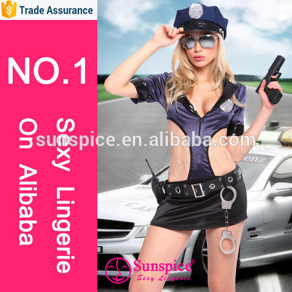 Sunspice Fashionable style Sassy sexy adult girl dress up costumes
