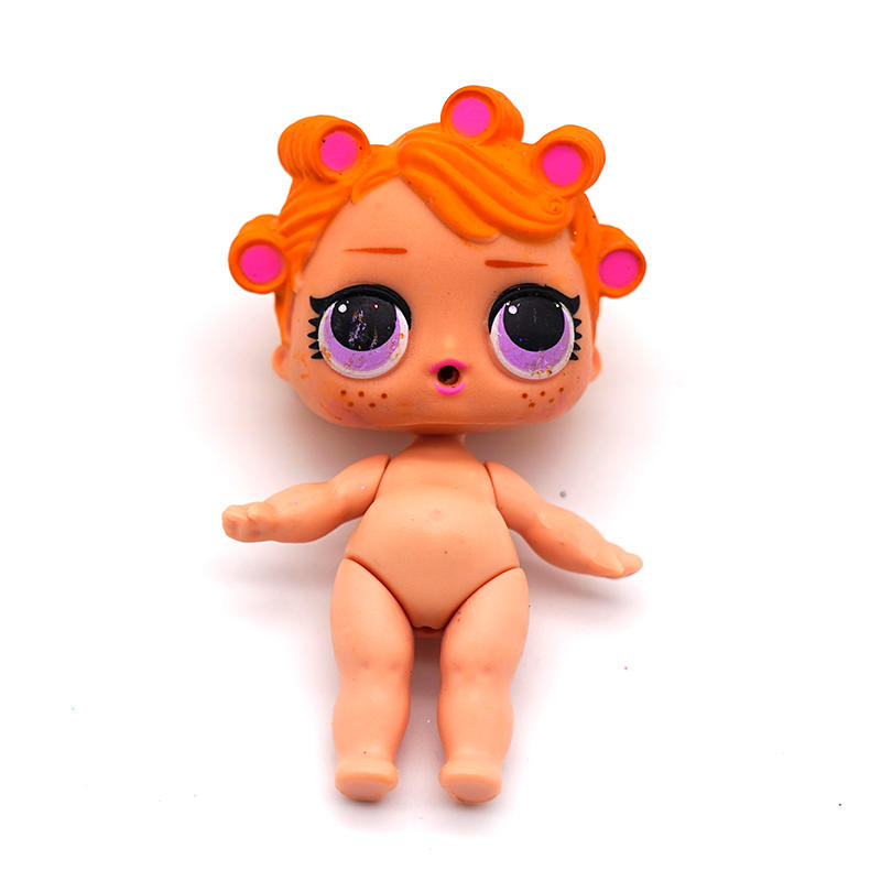 Wholesale custom PVC baby doll toys beauty girl doll toy very small baby doll for kids gift