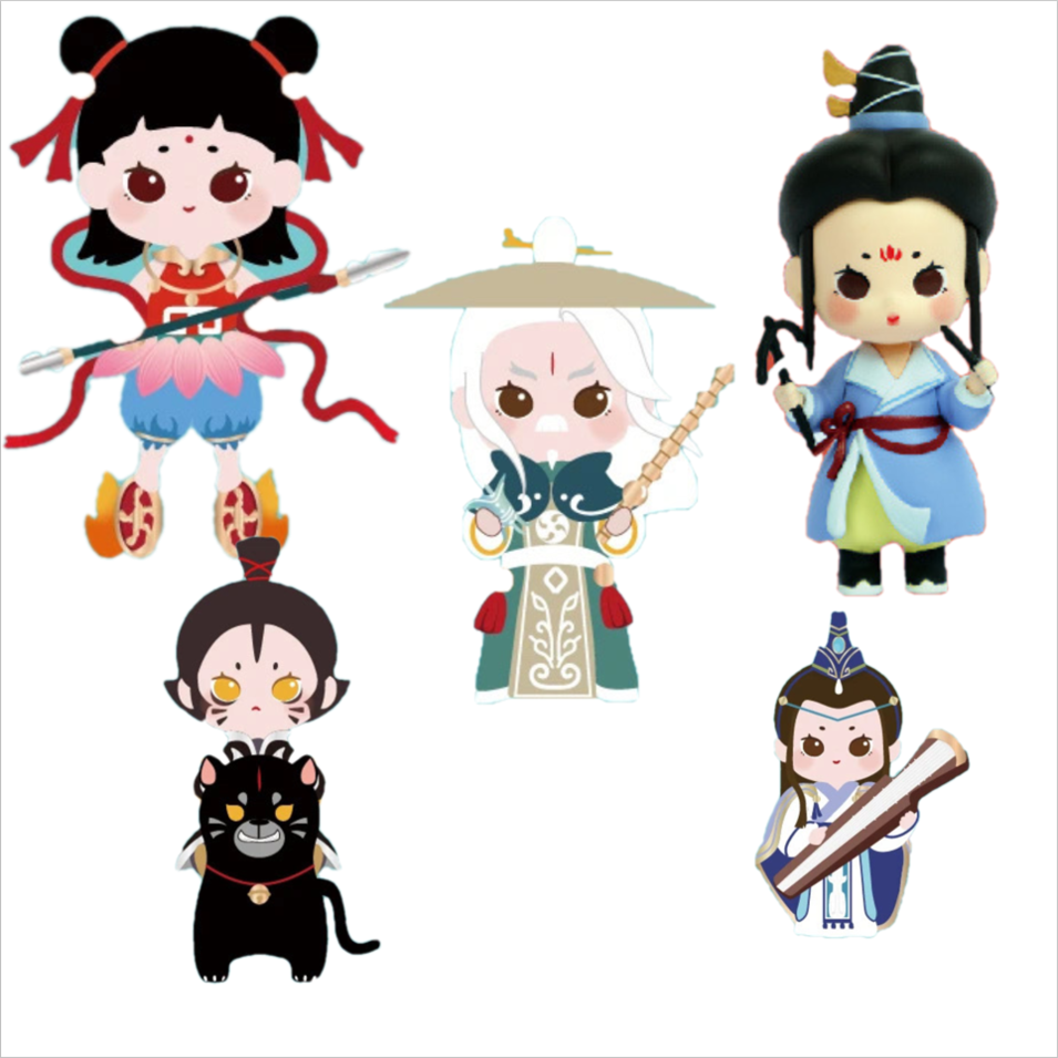 2021 hot design anime juguetes usados inflables juguetes