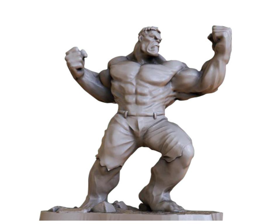 China 3D printing rapid ABS plastic resin craftwork figure prototype sample service