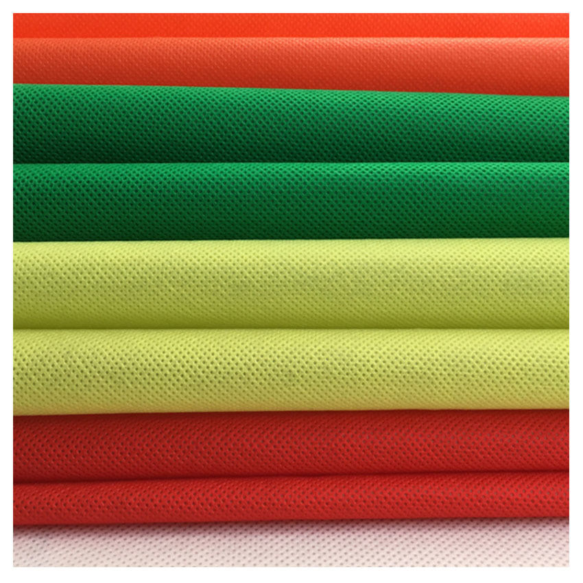 Factory custom green agricultural PP non-woven fabric practical