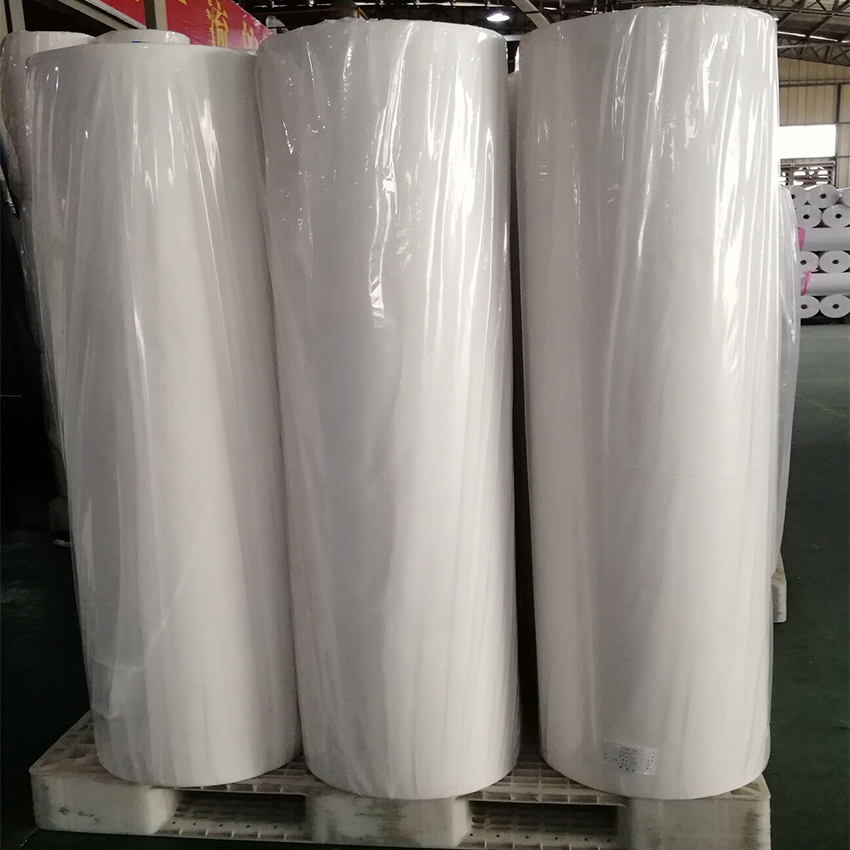 Environmental protection and wide-width connection of agricultural PP non-woven fabrics practical