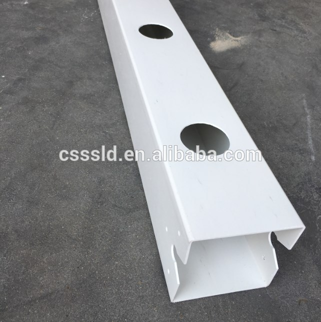 Plastic Hydroponic tube for planting vegetable