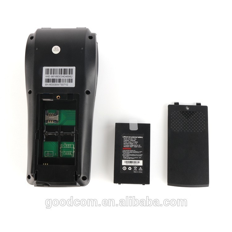 NFC Magnetic Smart Card Supported Card Swipe Machine