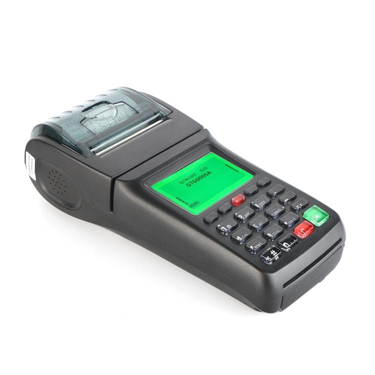Goodcom GT6000SA Handheld Pos Terminal with Printer for IC card, smart card,NFC,RFID