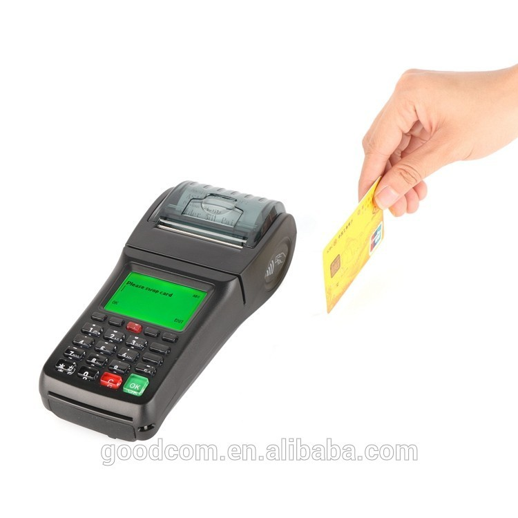 POS Card Swipe Machine for Bill Payment
