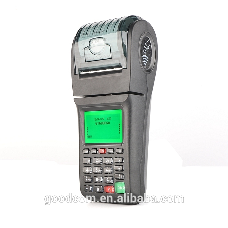 Third Party Bill Payment NFC Bank POS Machine System with Printer